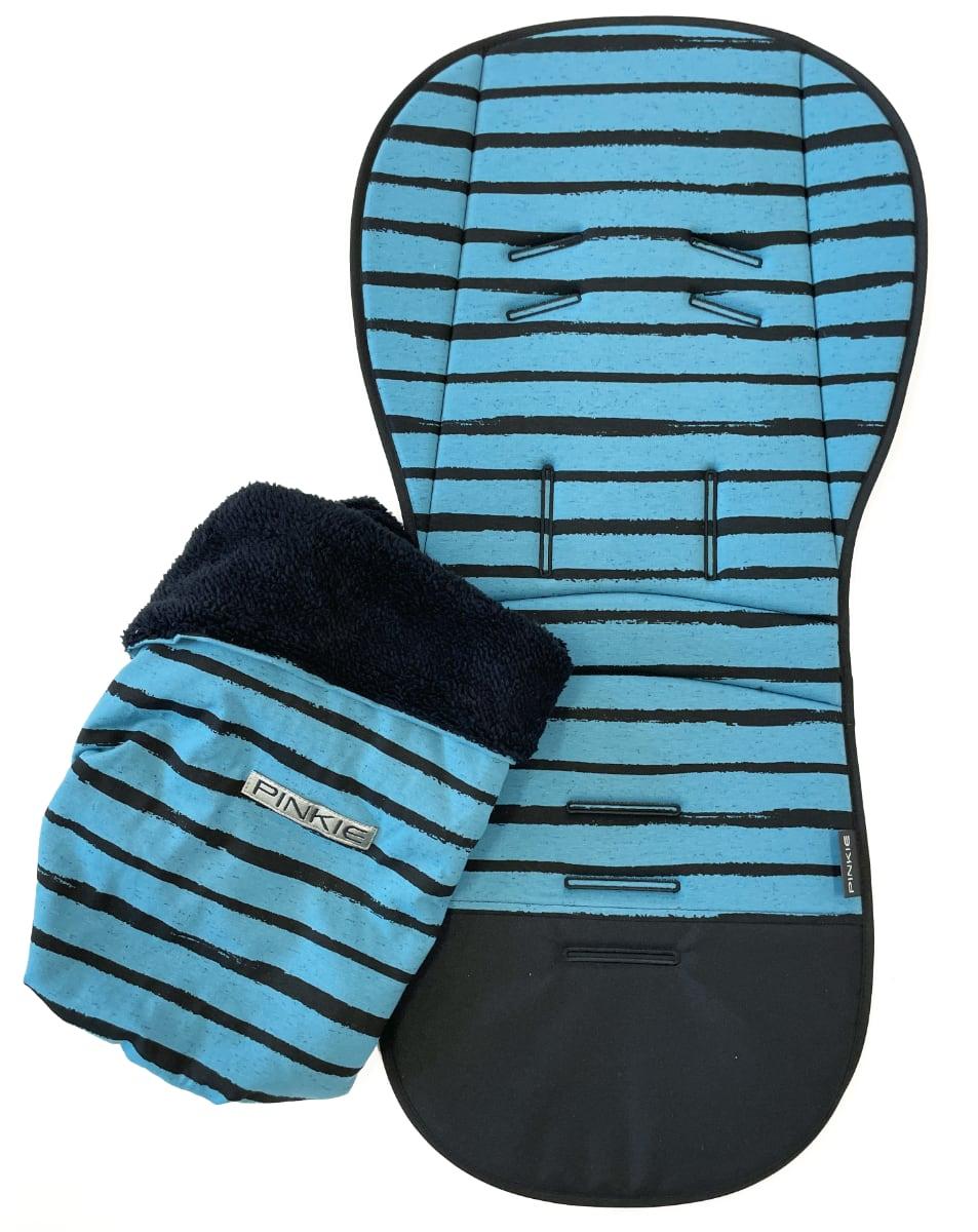 kliknutít zobrazíte maximální velikost obrázku Hosszított Pinkie Stripe Blue betét