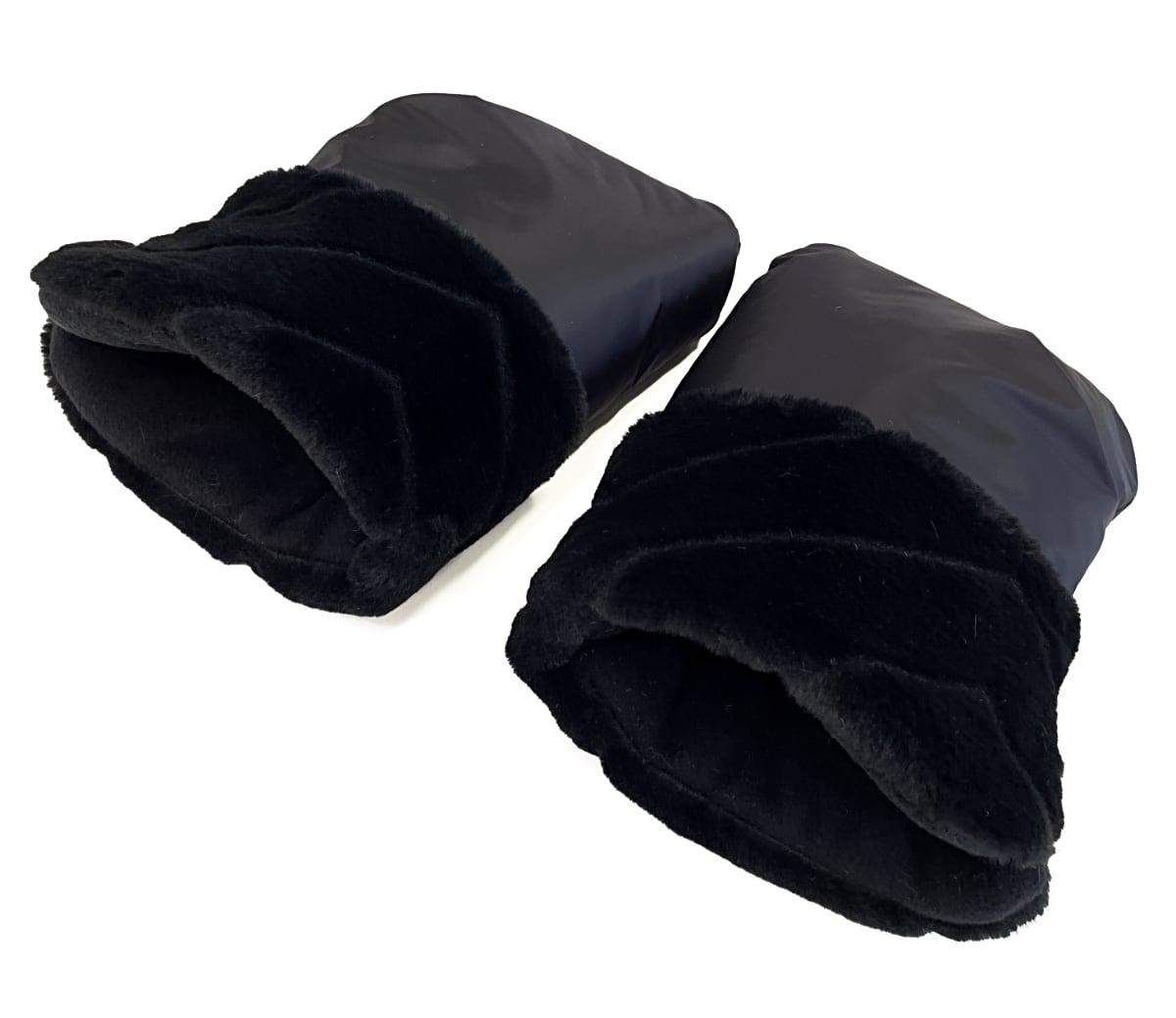 kliknutít zobrazíte maximální velikost obrázku Fur Black kesztyű babakocsira