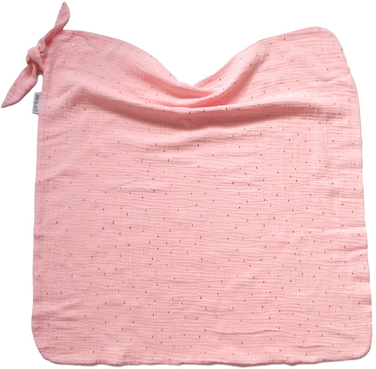 kliknutít zobrazíte maximální velikost obrázku Muslin Light Pink ajándék szett