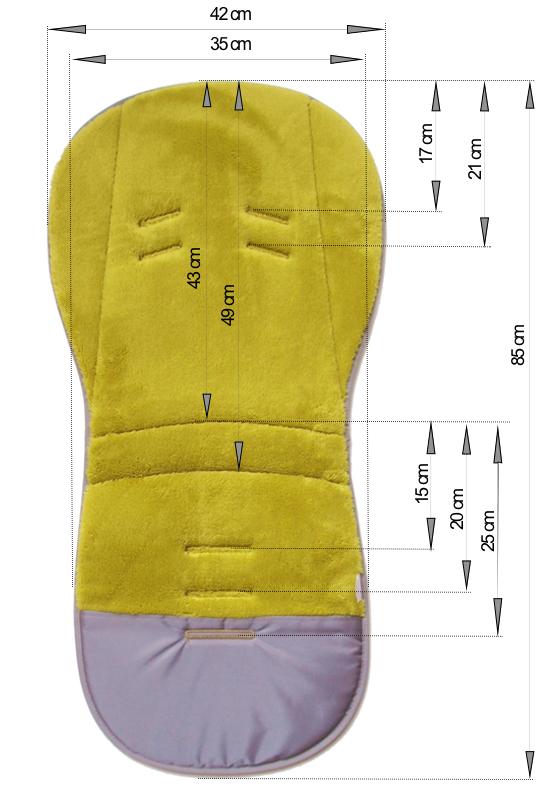 kliknutít zobrazíte maximální velikost obrázku Hosszított Grey Quilt betét